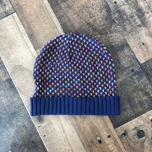 Never been worn BCBGeneration multi-colored beanie